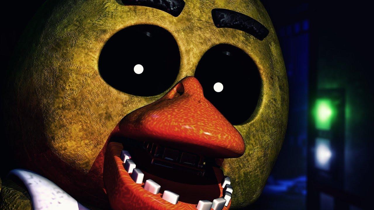 W TEJ GRZE CHICA JEST THICC | Five Nights at Freddy's: Reborn #2
