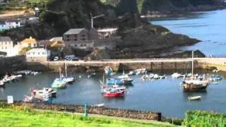 The magig habour of Mevagissey