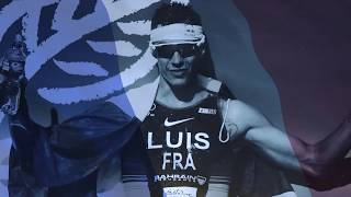 2019 ITU World Champion Vincent Luis