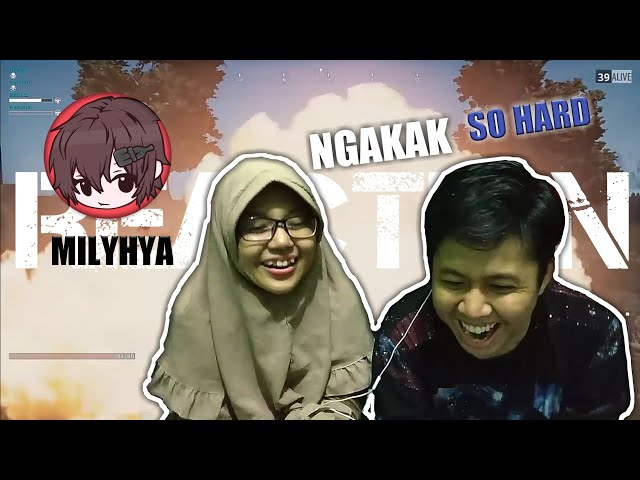 PUBG Indonesia • The best compilation video of MILYHYA