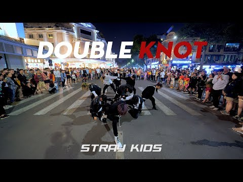 "[KPOP IN PUBLIC] Stray Kids (스트레이키즈) ""Double Knot"" Dance Cover By The D.I.P"