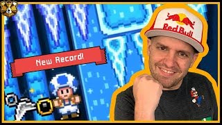 NEW RECORD In Super Expert Endless #23: Super Mario Maker 2