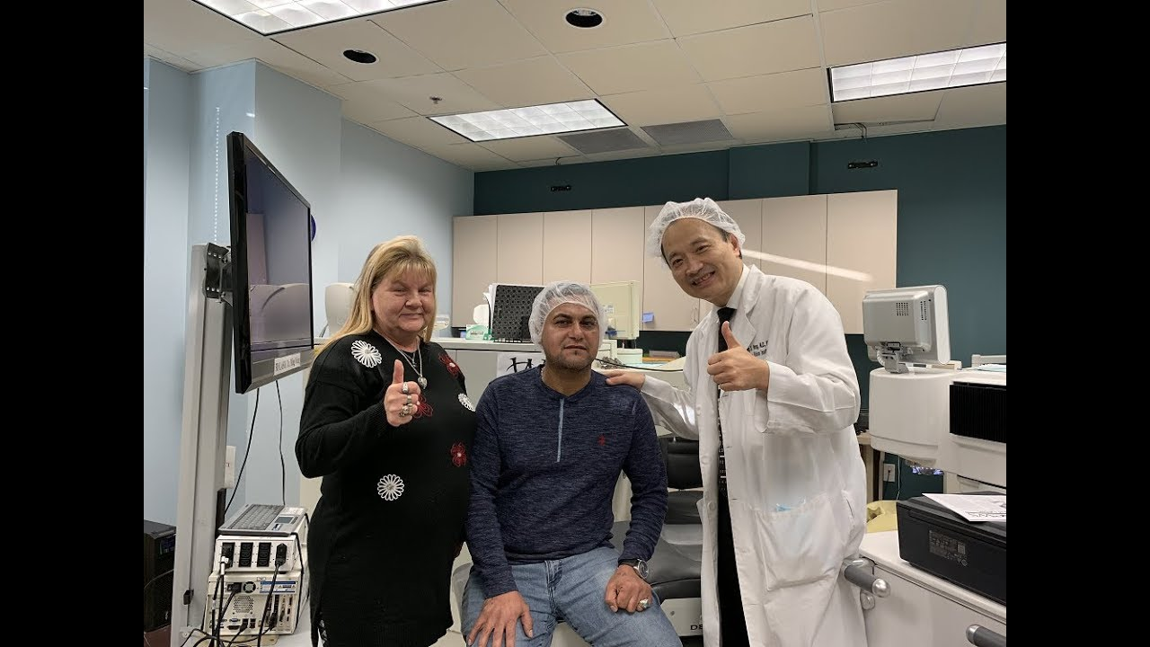 Video Library - Farhan A had 3D LASIK by Dr Ming Wang