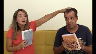 DESAFIO DA TELEPATIA - SOMOS ALMA GÊMEAS!!! (Telepathy Challenge)