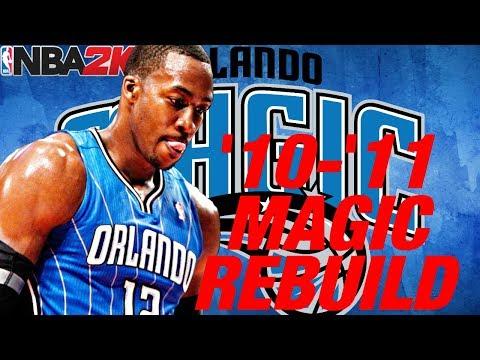 SIGNING 2 MVP CANDIDATES!?!? '10-'11 MAGIC REBUILD!! NBA 2K18 MY LEAGUE