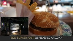 Arizona Food: The ChuckBox: Best Burger Joint in the East Vallet (TEMPE) Arizona