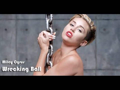 Miley Cyrus - Wrecking Ball - Mix Cover Song