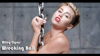 Gambar cover Miley Cyrus - Wrecking Ball - Mix Cover Song