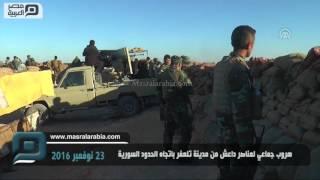 مصر العربية | هروب جماعي لعناصر داعش من مدينة تلعفر باتجاه الحدود السورية