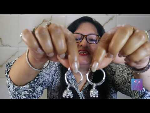 Haul | Traditional Indian Silver Jewellry