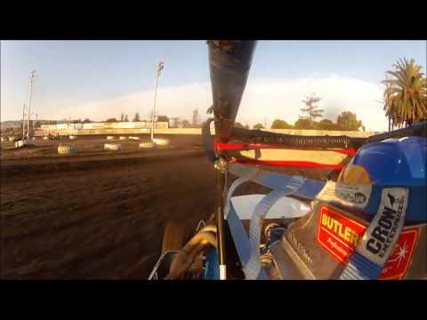 BCRA Midget June 11 2016, Petaluma Speedway