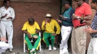 Shankarabharanam -- @ Jaffna Central College OBA vs Royal College, Over 50s Cricket Match 2012