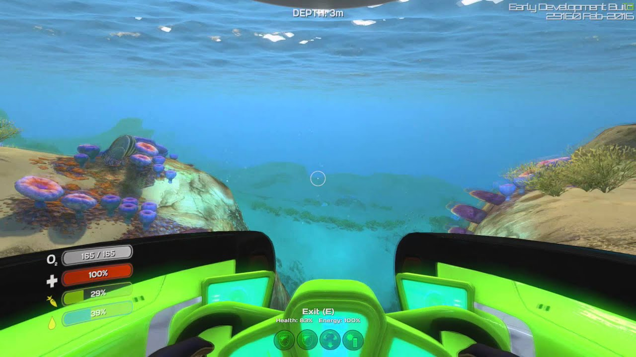 Subnautica S1 E21 How to find the Water Filter fragments in new
