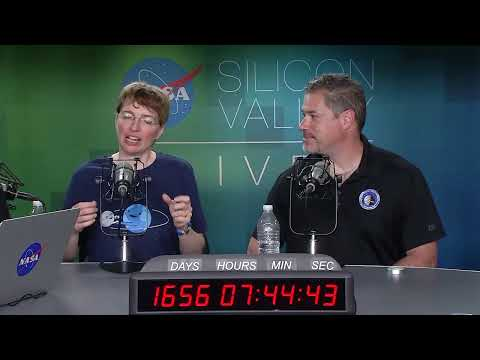 NASA in Silicon Valley Live: Moon 2024