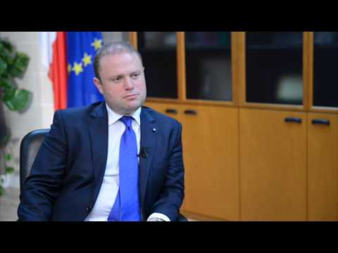 Joseph Muscat Interview   March 2014
