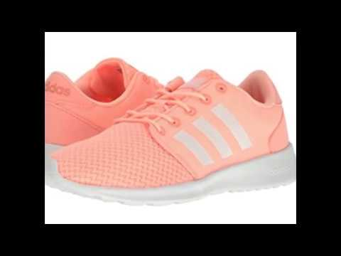 adidas NEO Women s Cloudfoam QT Racer W Running Shoe - YouTube ec98f949c