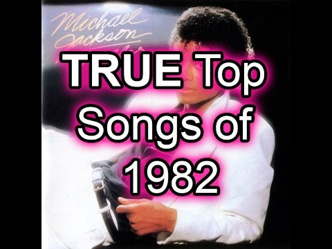 The TRUE Top 50 Songs of 1982  Best Of List