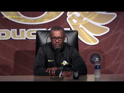 Coach Taggart Addresses the Media Ahead of Utah Match Up