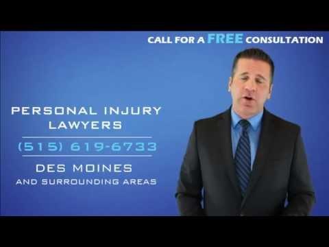 Des Moines Car Accident Lawyer - (515) 619-6733 - Free Consultation