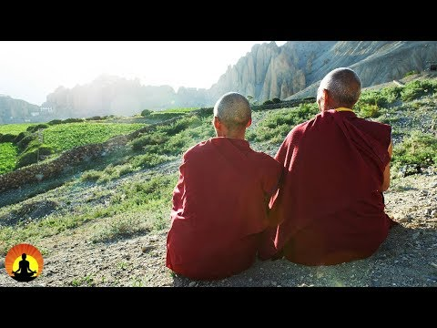 Tibetan Meditation Music, Relaxing Music, Music for Stress Relief, Background Music, ☯3282