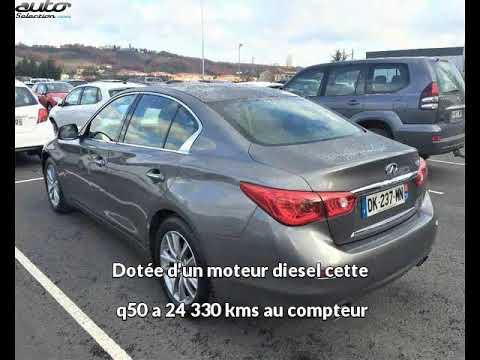 Infiniti q50 occasion visible à Albi présentée par M auto albi