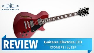 REVIEW / LTD Xtone PS1 | Con JC de Tecnicolor