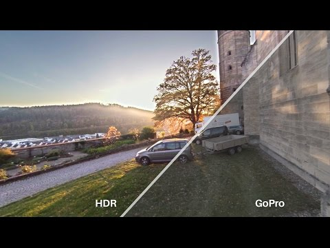 How to make GoPro HDR Videos - Tutorial (After Effects, GoPro Studio)