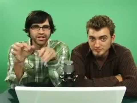 Rhett and Link first kast 2007