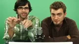 Rhett and Link first kast 2007