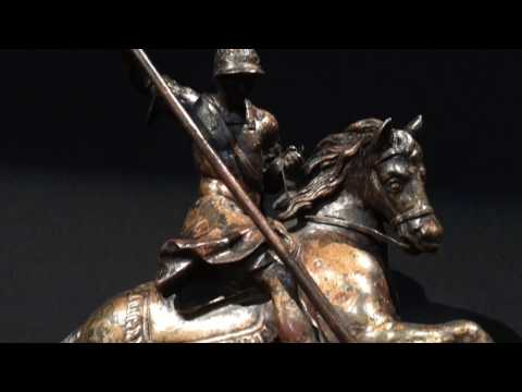 2017 Moscow, 42 RUSSIAN ANTIQUE SALON Preview Video