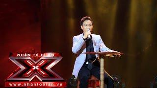 doi mat nguoi xua  dung noi xa nhau - quang dai  nhan to bi an 2014  season 1 - liveshow 6
