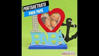 PORTARETRATO PARA PAPÁ