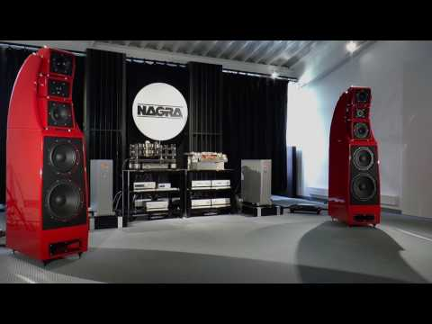 High End 2017 Munich:  Nagra - The best sound at the Munich show