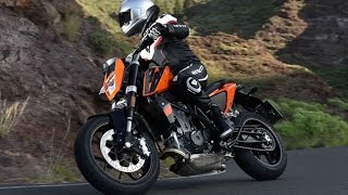 2016 KTM 690 Duke First Ride Review