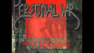 Perzonal War - New Time Bitch