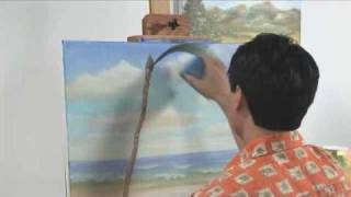 Sponge Painting with Terrence Lun Tse