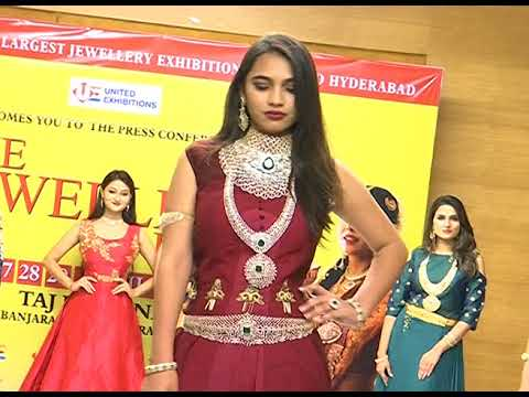 The Jewellery Expo   Hyderabad 2018