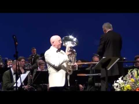 Steven Mead plays Franz Cibulka's Euphonic with the Police Orchestra Bayern