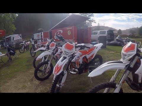 Pacific Park 2018 Beta 390RR Test Ride