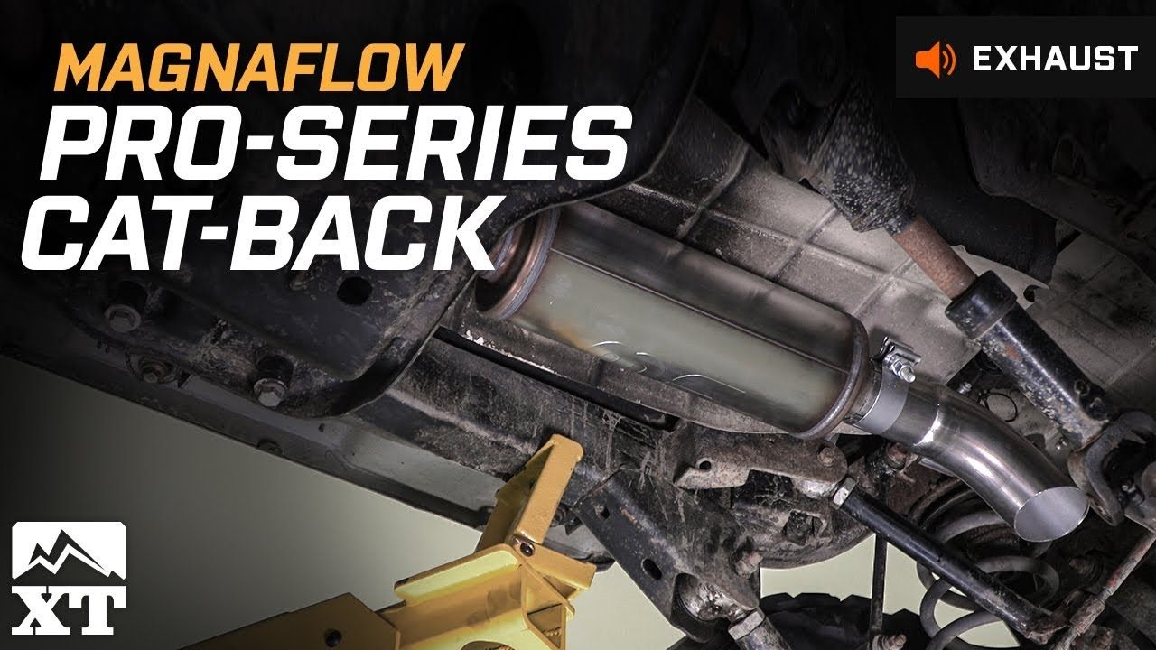 Magnaflow Cat Back Exhaust Sound