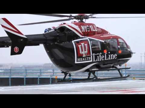 Critical care transport iu health lifeline youtube for Iu laporte hospital