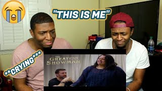 The Greatest Showman | 'This Is Me' with Keala Settle | REACTION