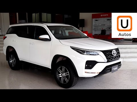 Toyota SW4 Fortuner 2.4 Diesel 2021 UNBOXING #Toyotasw4 #NetUAutos