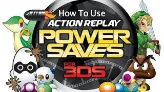Download lagu How to use Action Replay Power Saves for 3DS MP3
