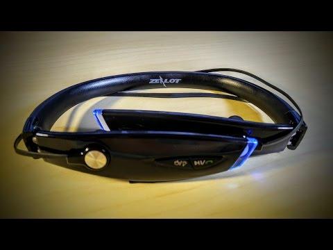 ZEALOT H1 Wireless Foldable Sports Earphones ( Unboxing )