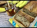 Healthiest ever banana bread | low carb