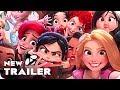 Wreck It Ralph 2 Final Trailer (2018) Ralph Breaks The Internet