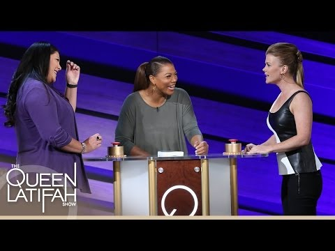 Alison Sweeney Faces Off In A Trivia Game