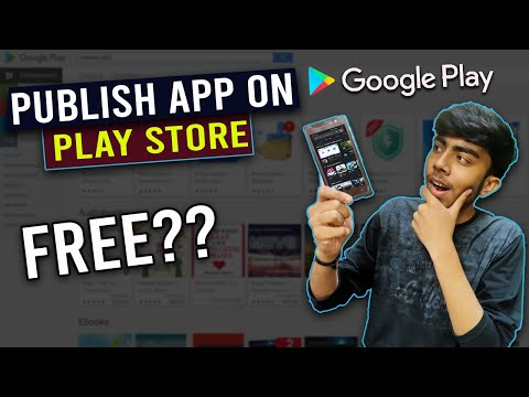 How to Publish APP On Google Play Store Free? TOP 4 Important Things To Notice!!