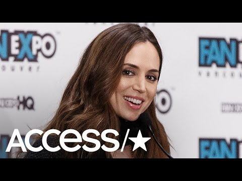 Eliza Dushku 'Madly In Love' With Newborn Son After Giving Birth To First Child